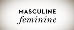 masculine-feminine