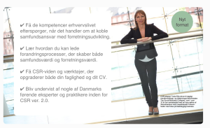 Sustainable Business Chanage Manager 2015