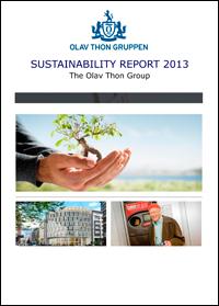 Olav-Thon-CSR-report-2013