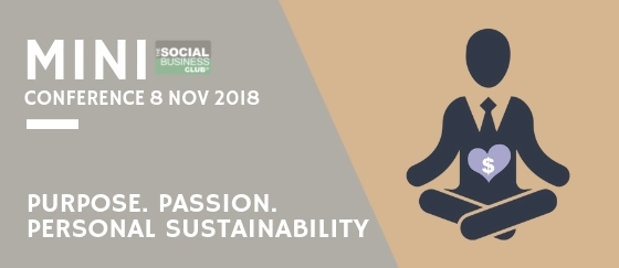 Miniconference: Passion, Purpose, Personal Sustainability