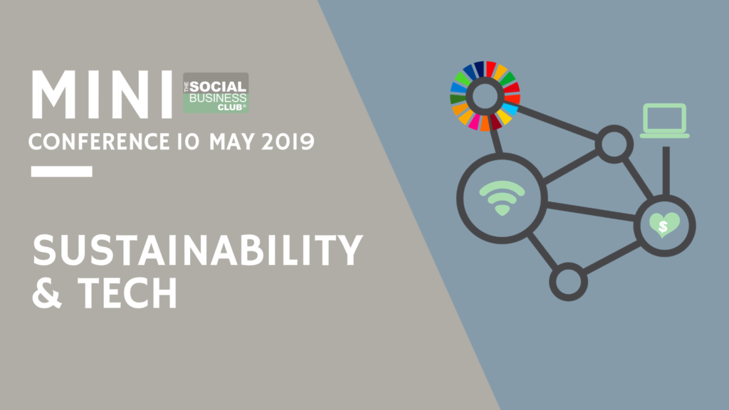 Miniconference: Sustainability & Tech